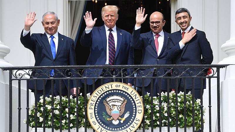 24 horas - Palestina lo tiene claro: éste no es el camino para la paz - Escuchar ahora