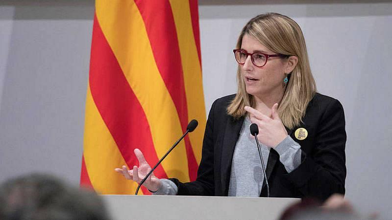 """Las mañanas de RNE con Íñigo Alfonso - Artadi rechaza convocar elecciones en Cataluña si Torra es inhabilitado: """"Generan tensión y división en el independentismo"""" - Escuchar ahora"""