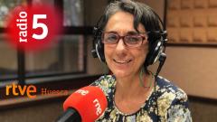 Informativo Huesca - 17/09/20 - Tercera sesión hoy en la Audiencia de Huesca del juicio por el asesinato de Naiara. Ivan Pardo ha achacado lo sucedido al estrés laboral, asegura que no quería matarla y  ha pedido perdón.