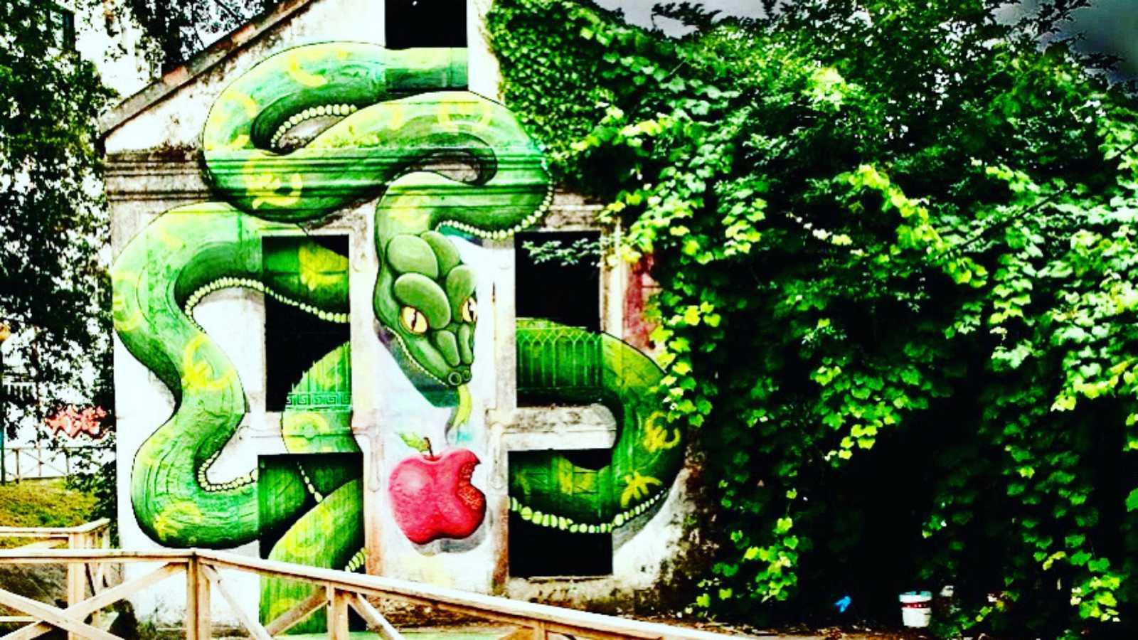 Global 5 - Arte Urbano A Coruña (VI): Desde Ordes hacia Carballo - 17/09/20 - Escuchar ahora