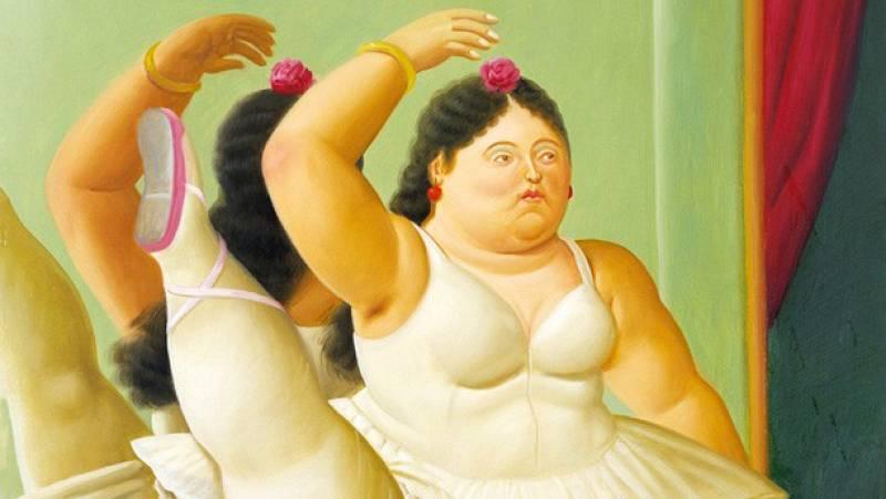 Punto de enlace - Exposición antológica de Botero en Madrid, 60 años de pintura - 17/09/20 - escuchar ahora