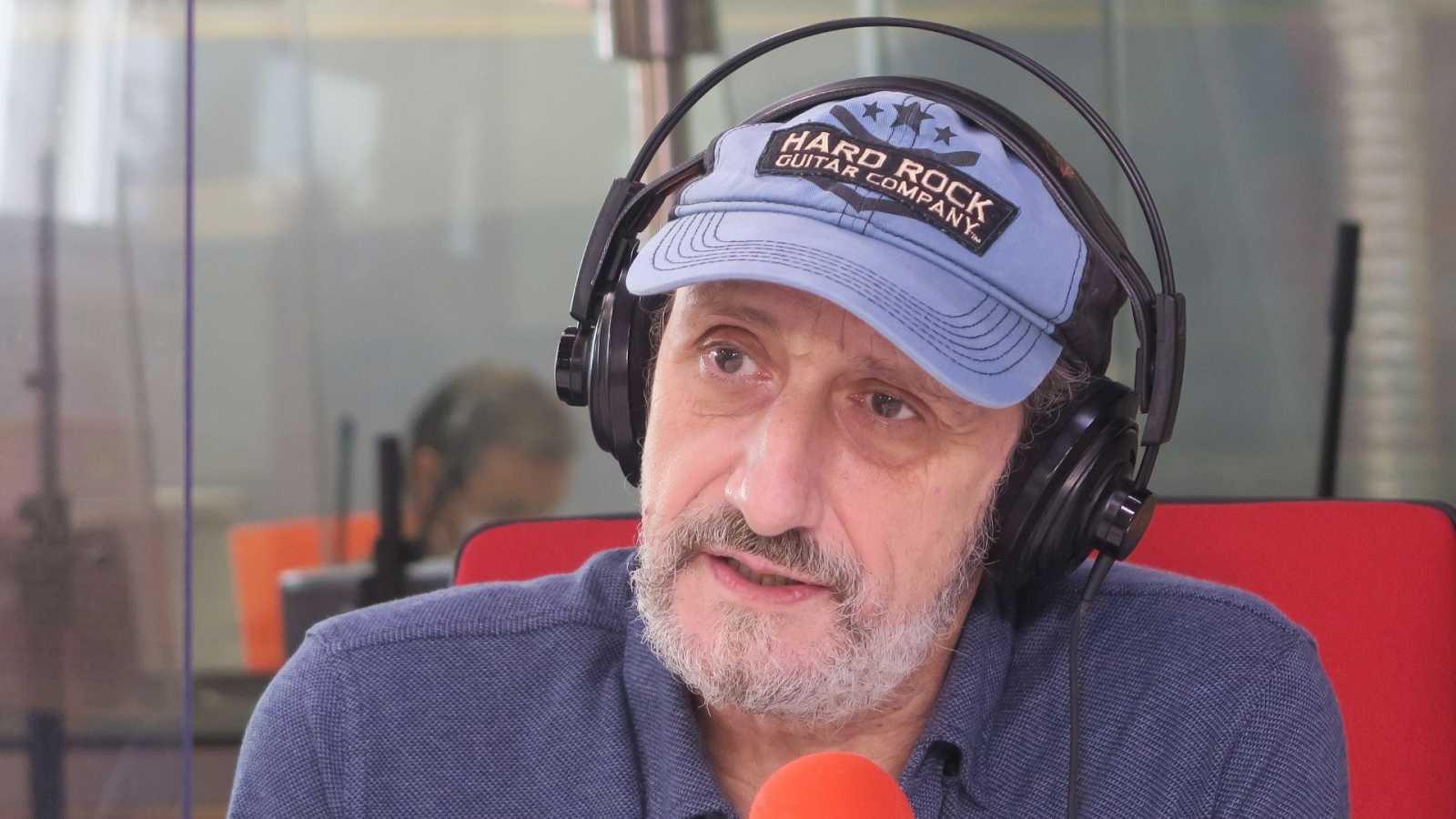 """Las mañanas de RNE con Pepa Fernández - Jose Luis Gil: """"No hay cosa que estimule más que ver a la gente que va al teatro, entran como en un santuario"""" - Escuchar ahora"""