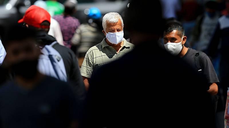 Reportajes 5 Continentes - En Iberoamérica, crisis sanitaria e ¿integración regional? . Escuchar ahora
