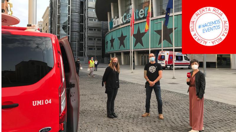 Radio 5 Actualidad - Los espectáculos y eventos, en Alerta Roja  - Escuchar ahora