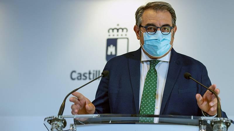 """24 horas - Fernández Sanz, consejero de Sanidad de Castilla-La Mancha: """"Nuestra relación con Madrid es enorme, pero hay que tomar decisiones excepcionales""""- Escuchar ahora"""