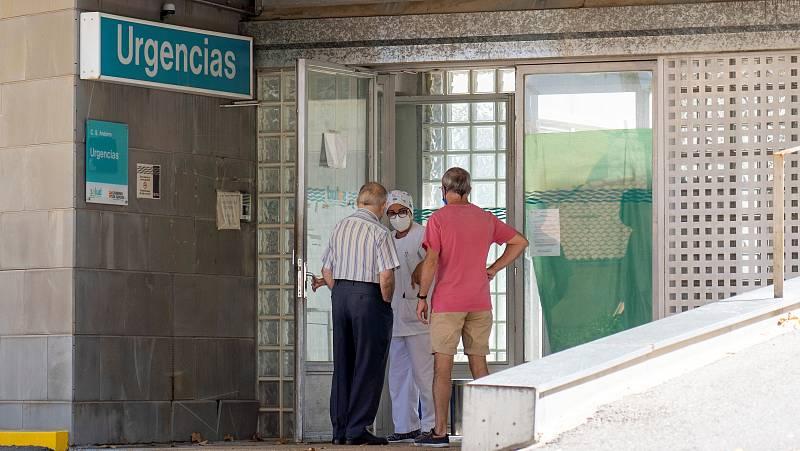"""Las mañanas de RNE con Íñigo Alfonso - Salvador Tranche, presidente de la semFYC: """"La situación es muy preocupante"""" - Escuchar"""