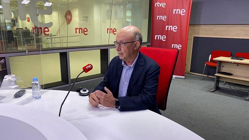 """Las Mañanas de RNE con Íñigo Alfonso - Montoro: """"Hay que hacer unos presupuestos de crisis para salir de ella cuanto antes"""" - Escuchar ahora"""