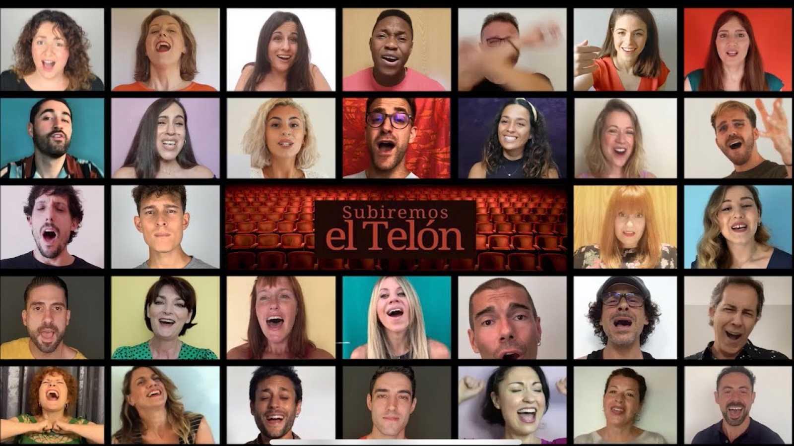 El musical - Subiremos el telón - entrevista - 18/09/20 - escuchar ahora