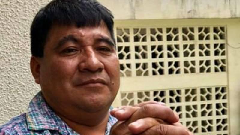Reserva natural - Bernardo Caal, líder indígena, defensor del río Cahabón, preso de conciencia en Guatemala 17/09/20  - Escuchar ahora -