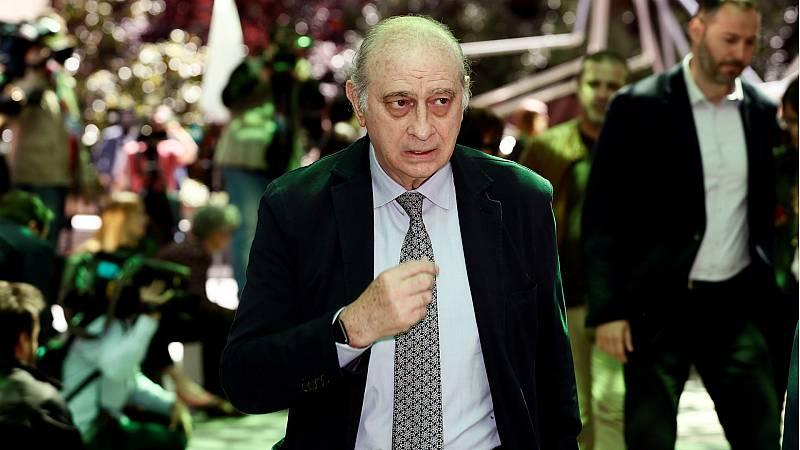 14 horas - El juez imputa al exministro Fernández Díaz por el espionaje a Bárcenas - Escuchar ahora