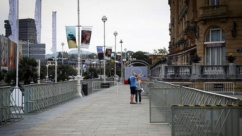 14 horas - Arranca con 'normalidad' el Festival de Cine de San Sebastián - Escuchar ahora