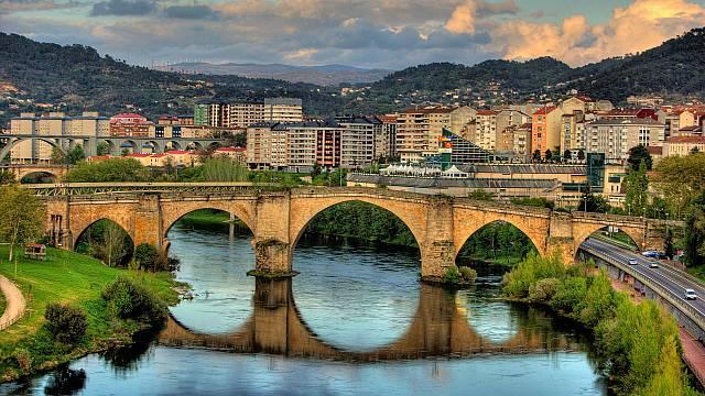 Ourense, el poder del agua