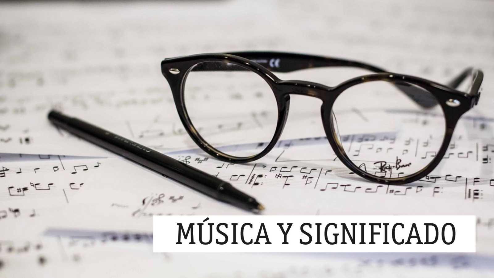 Música y significado - MENDELSSOHN: Concierto para violín - 1809/20 - escuchar ahora