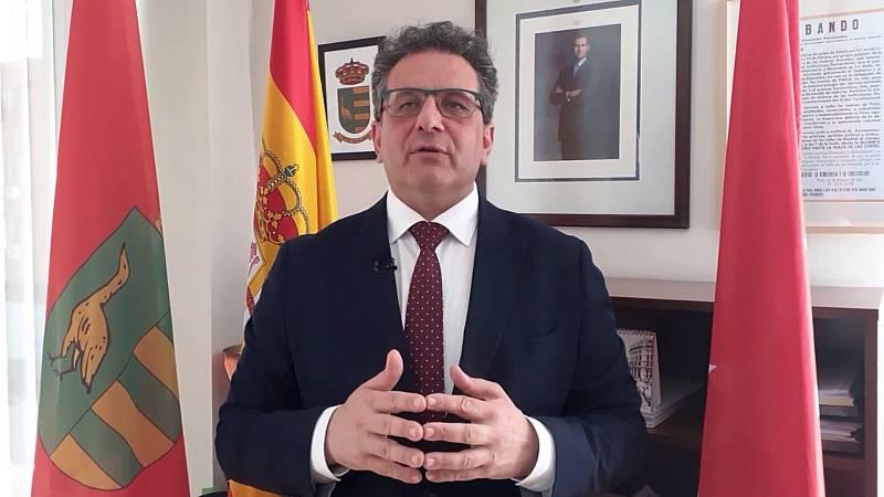 """24 horas - Jurado, alcalde de Parla: """"Llegan tarde y echo de menos medidas sanitarias y en transporte público"""" - Escuchar ahora"""