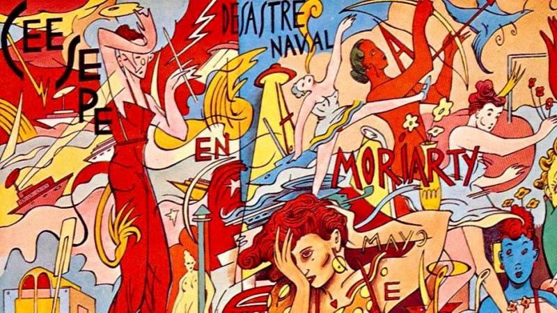 No es un día cualquiera - La movida madrileña - Paco Tomás - 'Los cinco' - 19/09/2020 - Escuchar ahora