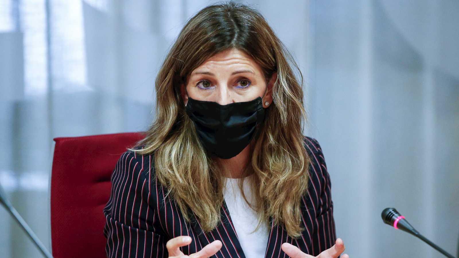 14 horas Fin de Semana - Díaz confía que el acuerdo para la prolongación de los ERTE llegará pronto - Escuchar ahora