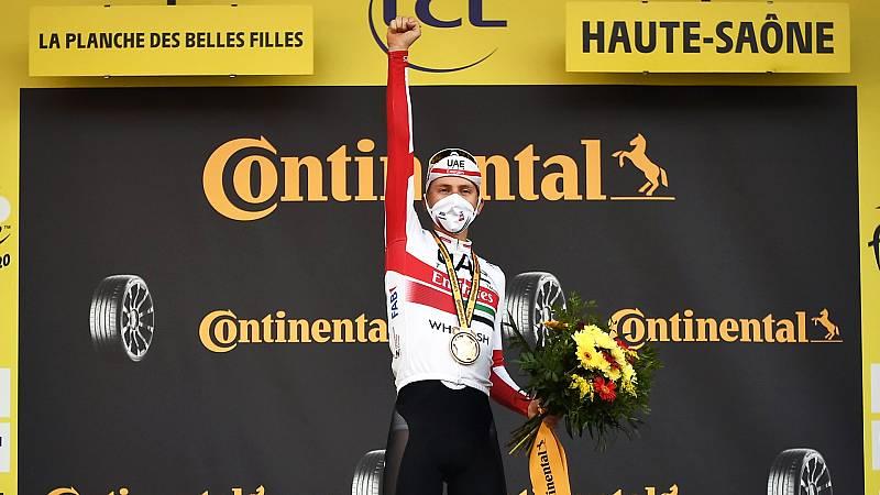 Tour de Francia 2020 - Tadej Pogacar gana el Tour de Francia 2020 - Escuchar ahora