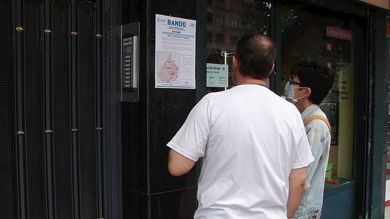 """Informativo local Madrid - Enrique Villalobos: """"Es una medida injusta, excluyente y segregadora que nos parece inaceptable, más aún cuando no han anunciado ninguna medida de refuerzo"""" - Escuchar ahora"""