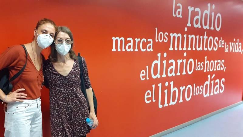 La sala - 'Contarlo para no ovidar': Nuria González y Nuria Mencia - 20/09/20 - Escuchar ahora