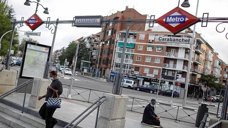 14 horas Fin de Semana - Los controles en Madrid serán informativos durante las primeras 48 horas - Escuchar ahora