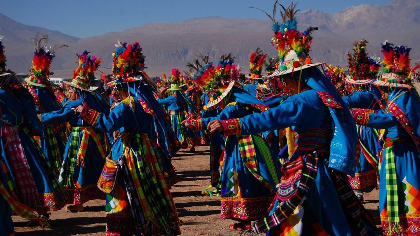 Tapiz sonoro - AmericÁfrica XII: Chile, Bolivia y Paraguay - 20/09/20 - escuchar ahora