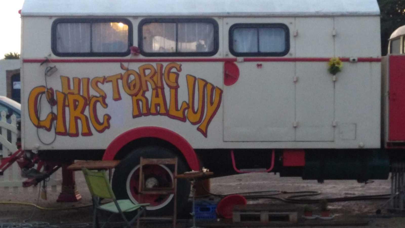 En primera persona - El circo es una filosofía de vida que engancha - 20/09/20 - escuchar ahora
