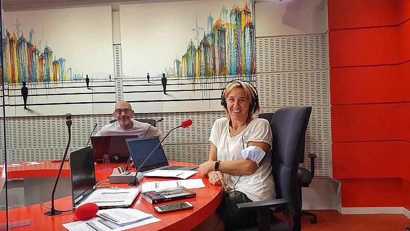 Hoy empieza todo con Marta Echeverría - AIEn Ruta, Bruno Galindo y Eimer Mcbride - 21/09/20 - escuchar ahora