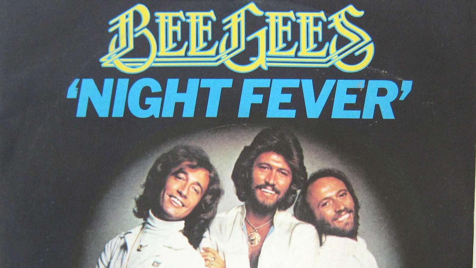 """Rebobinando - Bee Gees, """"Night fever"""" - 21/09/20 - Escuchar ahora -"""
