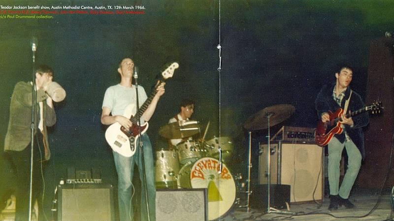 Rock and Roll High School - Cap. 30; Psicodelia (IV); Nueva York, Texas y otros focos psicodélicos (1965-1968) - Escuchar ahora