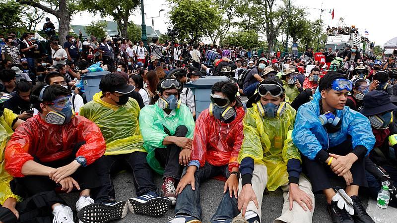 Cinco continentes - Tailandia: ¿a qué responden las protestas? - Escuchar ahora