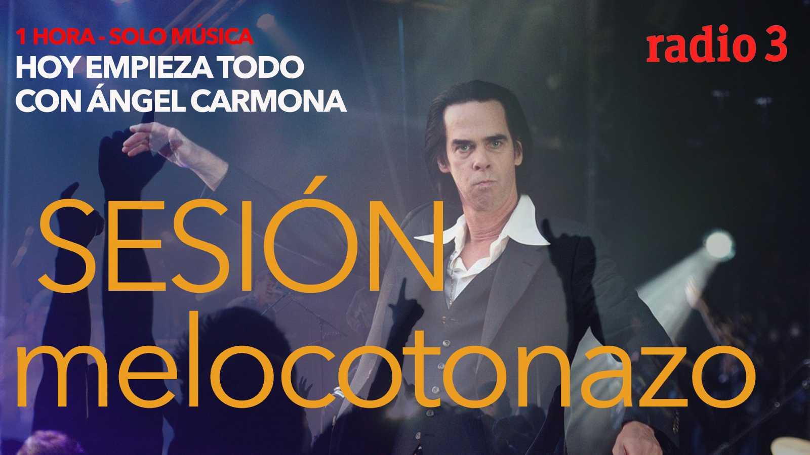 Hoy empieza todo con Ángel Carmona -  Sesión Melocotonazo: Nick Cave, Janelle Monáe... - 22/09/20 - escuchar ahora