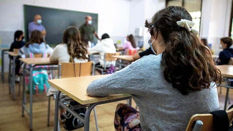 Las mañanas de RNE con Íñigo Alfonso - El profesorado de Madrid va a la huelga para denunciar la falta de docentes y los contratos precarios - Escuchar ahora