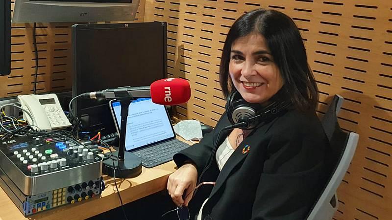 """Las mañanas de RNE con Íñigo Alfonso - Carolina Darias: """"La Comunidad de Madrid es la que tiene las competencias; el Gobierno se limitará a ayudar y recomendar"""" - Escuchar ahora"""