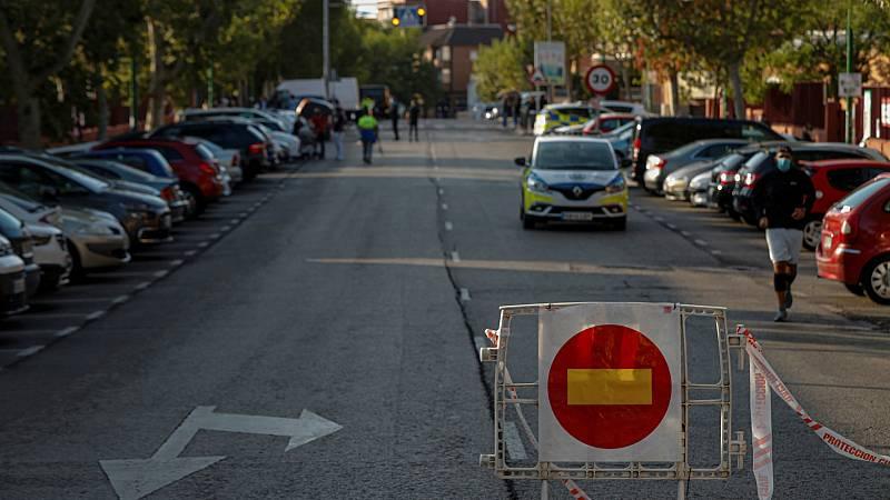 14 horas - Madrid estudia ampliar las restricciones a otras zonas de la comunidad - Escuchar ahora