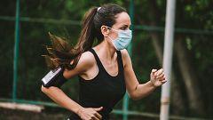 """Sociedad Española de Medicina del Deporte: """"La mascarilla quirúrgica no afecta al rendimiento"""""""