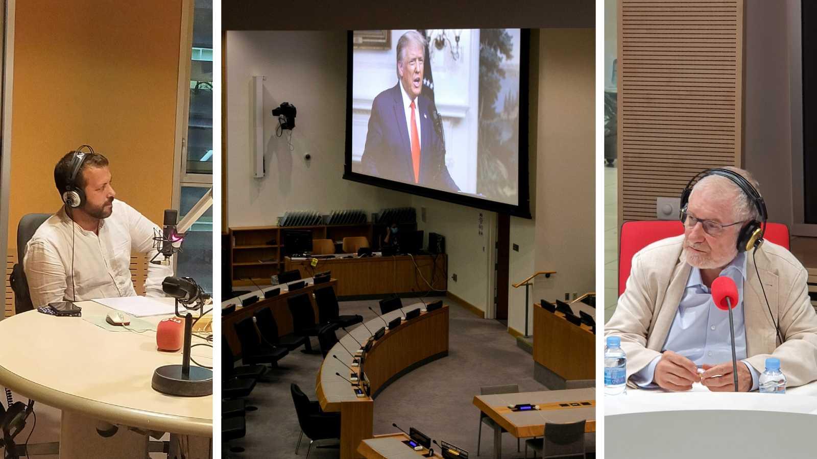 Cinco continentes - Logros y fracasos de 75 años de ONU - Escuchar ahora