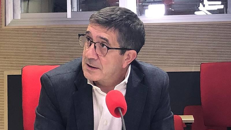 """24 horas - Patxi López: """"No tenemos altura de miras para entender que la política está al servicio de las necesidades de los ciudadanos"""" - Escuchar ahora"""