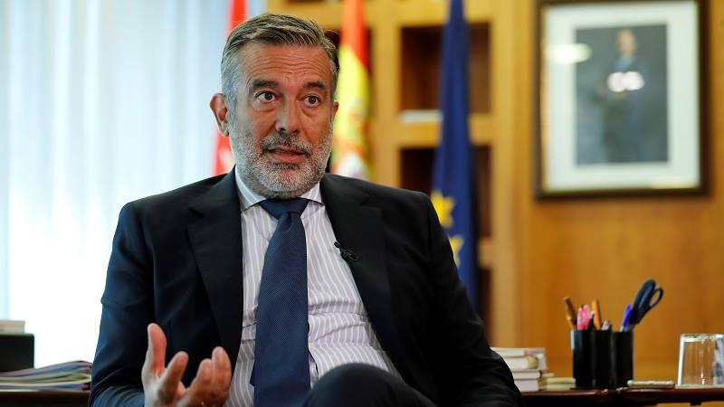 Las mañanas de RNE con Íñigo Alfonso - Enrique López no es partidario de limitar la movilidad en toda la capital - Escuchar ahora