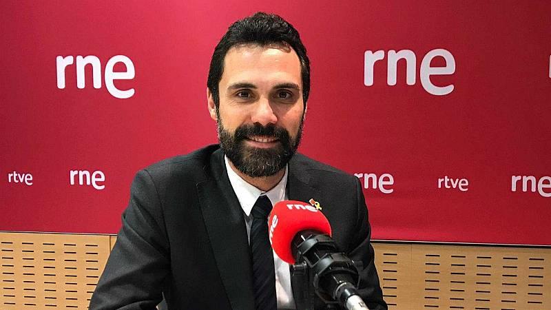 """Las mañanas de RNE con Íñigo Alfonso - Torrent prefiere que Torra convoque elecciones si es inhabilitado: """"Cuanto más acortemos la interinidad, mejor para todos"""" - Escuchar ahora"""