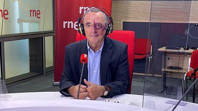 """Las mañanas de RNE con Íñigo Alfonso -Barbacid: """"De la primera ola nadie es responsable. La segunda no tiene justificación"""" - Escuchar ahora"""