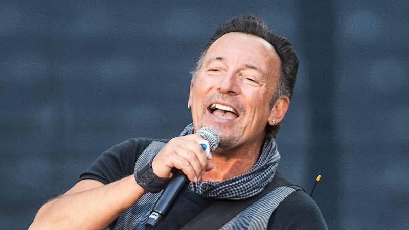 """Sin rodeos - Bruce """"El Jefe"""" Springsteen cumple 71 años - 23/09/20 - Escuchar ahora"""