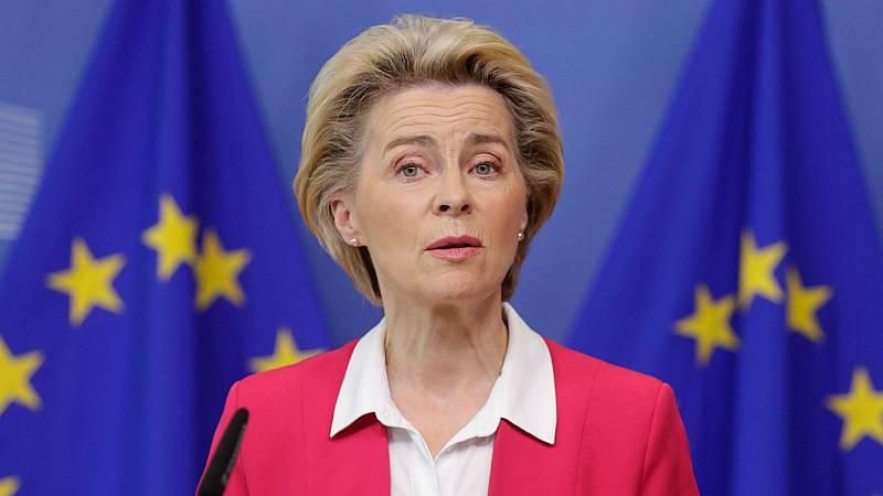 Boletines RNE - Bruselas propone un sistema de acogida de migrantes sin cuotas obligatorias