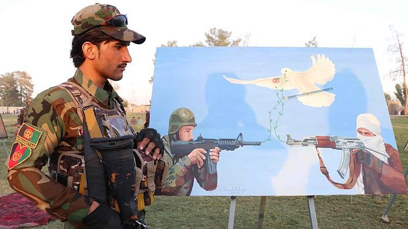 Reportajes 5 Continentes - Negociaciones de paz entre gobierno afgano y talibanes - Escuchar ahora
