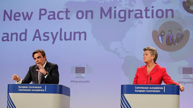 Cinco continentes - Migración: la UE renuncia a las cuotas - Escuchar ahora