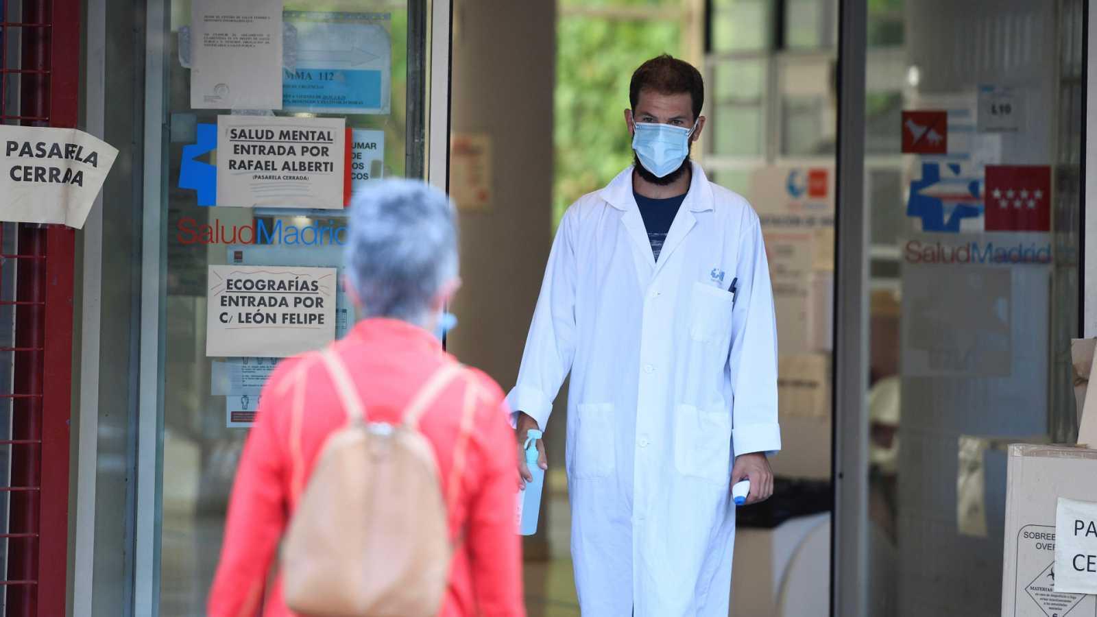 24 horas - Sanidad suma 130 fallecimientos y casi 11.300 nuevos contagios al cómputo global - Escuchar ahora