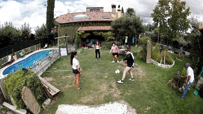 Las mañanas de RNE con Íñigo Alfonso - Turismo Rural: Buenas previsiones para este otoño e invierno - Escuchar ahora
