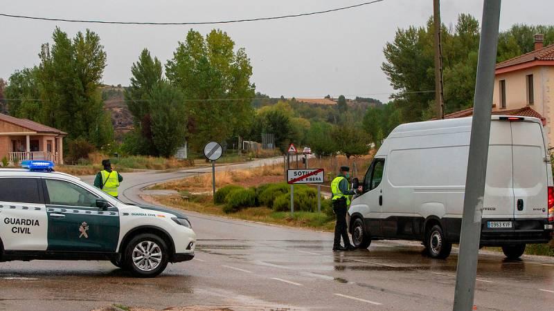 Las mañanas de RNE con Íñigo Alfonso - Castilla y León pide al Gobierno que se controlen las salidas de Madrid - Escuchar ahora