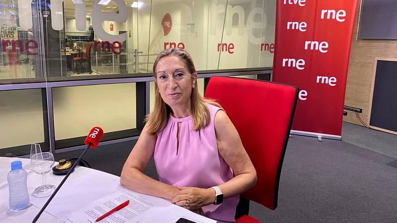 """Las mañanas de RNE - Ana Pastor (PP): """"La gestión de la pandemia le corresponde al Gobierno y es quien tiene que estar al frente"""" - Escuchar ahora"""