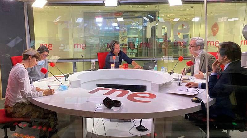 Las mañanas de RNE con Íñigo Alfonso - 'Café Aspen': una espacio para la reflexión - Escuchar ahora