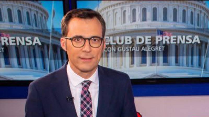 Españoles en el exterior - El triunfo de Gustau Alegret en la televisión de EE.UU. - 26/09/20 - escuchar ahora
